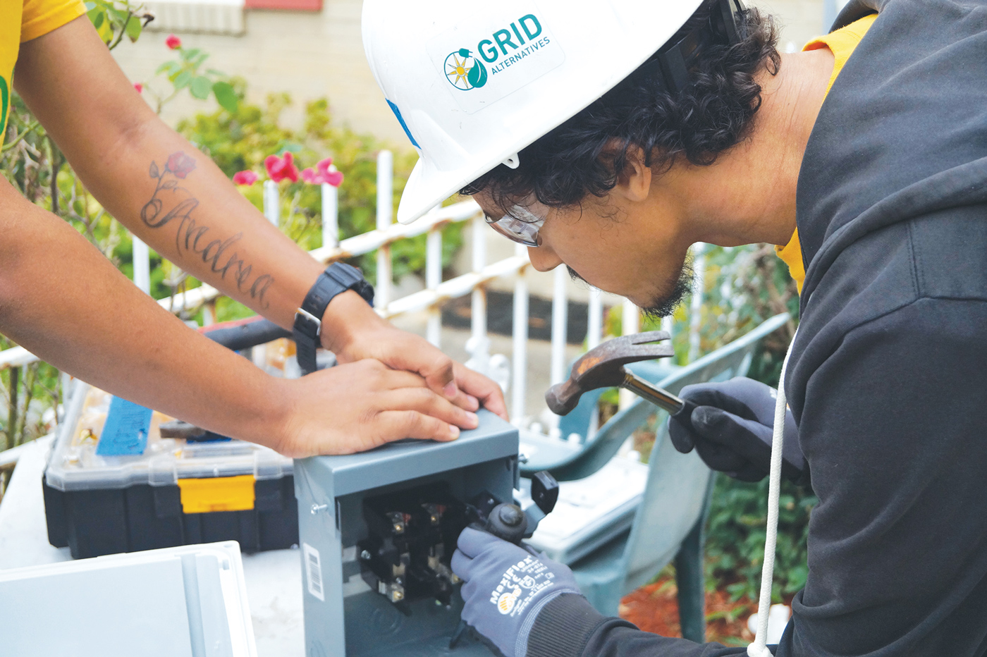 Solar Energy Creates (Local) Jobs! - East of the River